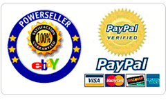 Somos POWERSELLER de EBAY